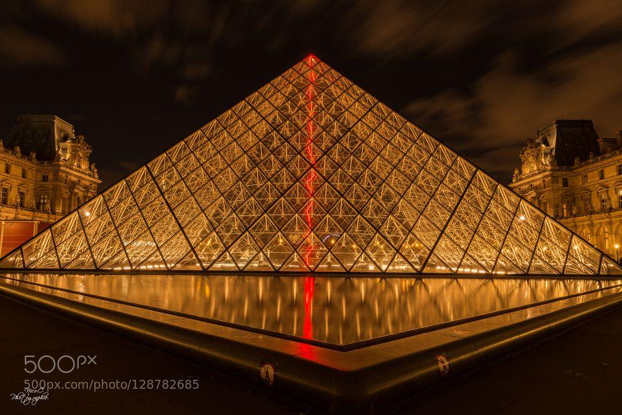 Le Louvre.Paris 2015 by Nicolas_Cama #fadighanemmd