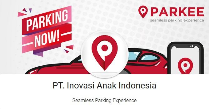 Parkee Memudahkan Pembayaran Parkir Kendaraan Anda Aplikasi Inovasi
