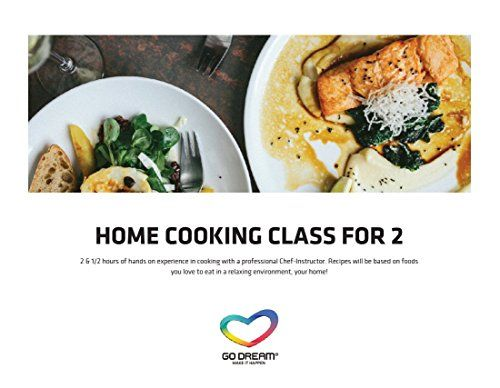 Home Cooking Class for Two in New York Experience Gift Card NYC GO ...