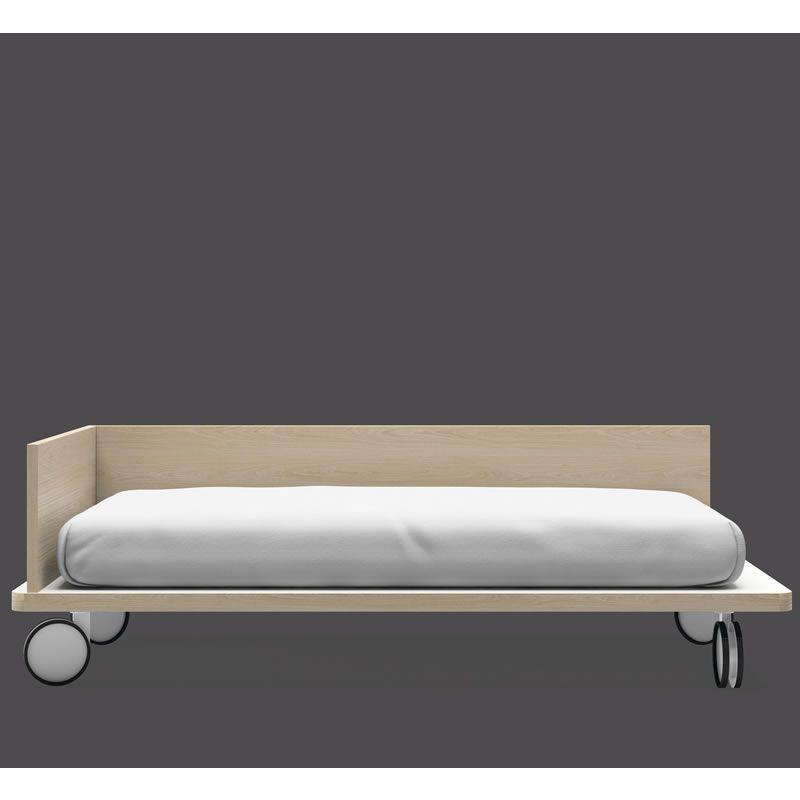 PIATTAFORMA 2 - letto con ruote | Lagrama | Pinterest