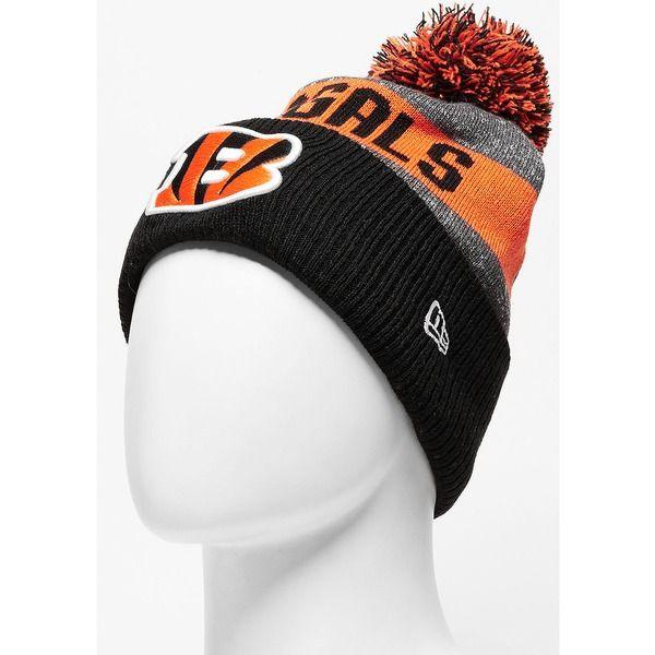 New Era Beanie Sideline Bobble Knit NFL Cincinnati Bengals official ... 9eeda3cc3