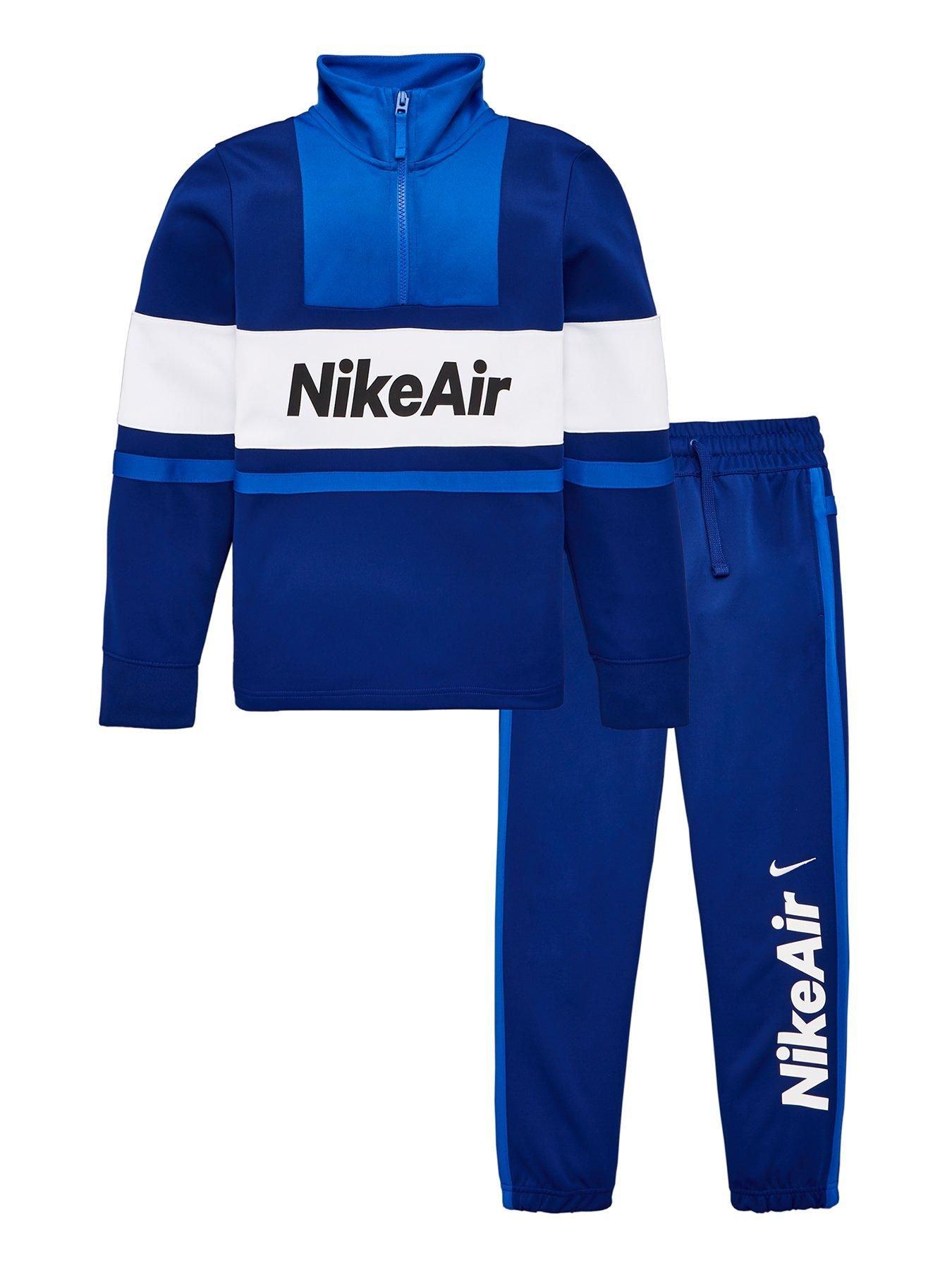 NSW Air Older Boys Tracksuit Royal Blue in 2020