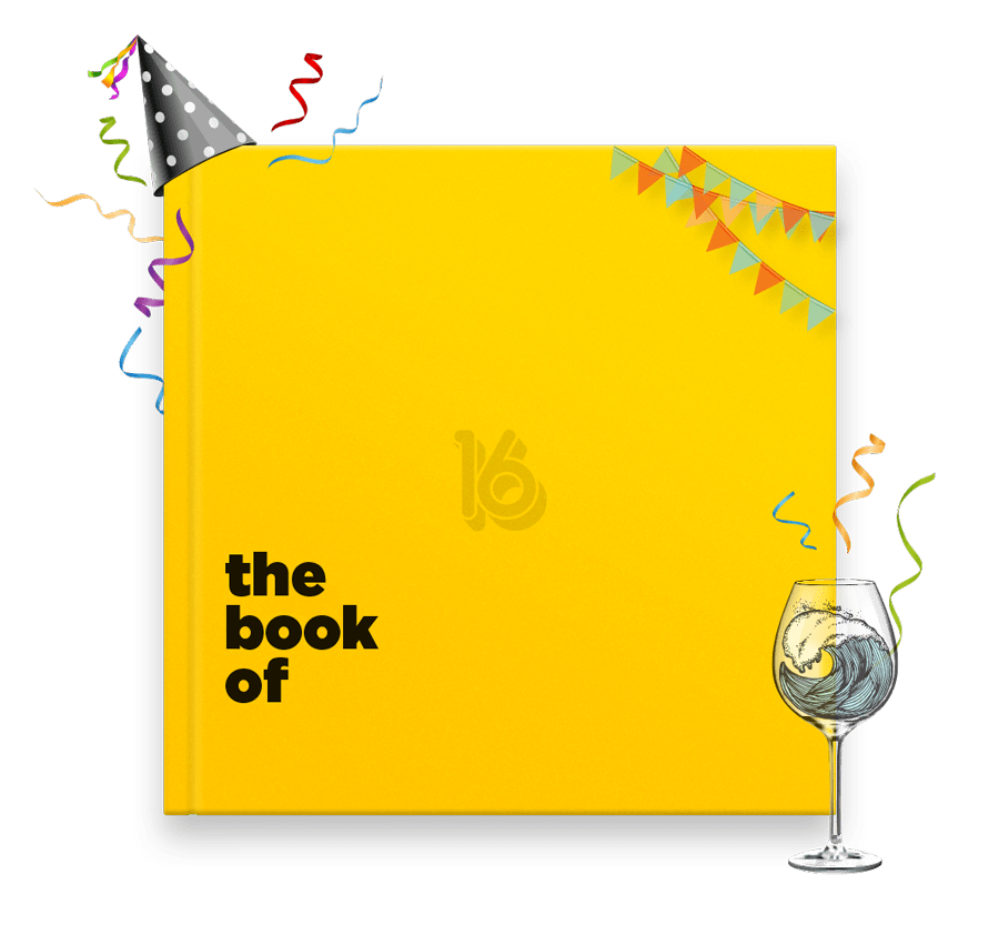 The Book Of Everyone Great 70th Birthday Gift Or Present Idea For Her 70thbirthday