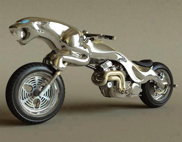 Manther Bike...yup.  I wanna go real fast...like a wildcat.