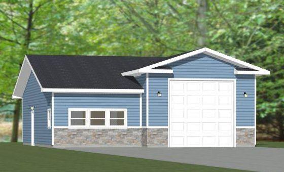 36x48 1-RV Garage -- #36X48G4D -- 1,600 sq ft | Building | Rv garage on house floor plans 8x10, house floor plans 16x30, house floor plans 40x50, house floor plans 16x16, house floor plans 28x42, house floor plans 24x40, house floor plans 12x24, house floor plans 30x40,