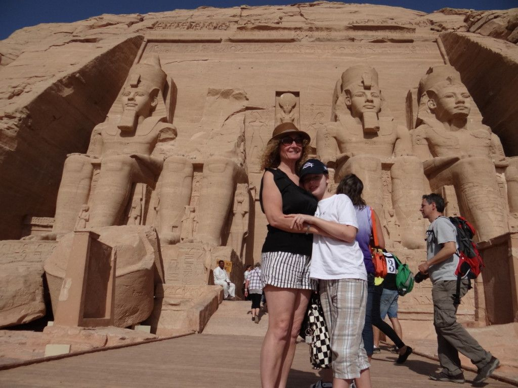 Exploramum and Explorason – Egypt was a great country for world education