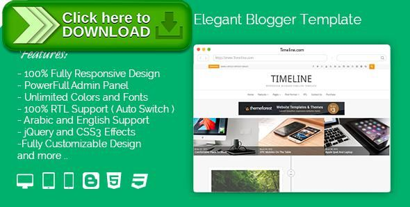 Free nulled Timeline - Responsive Blogger Timeline Template download - timeline template