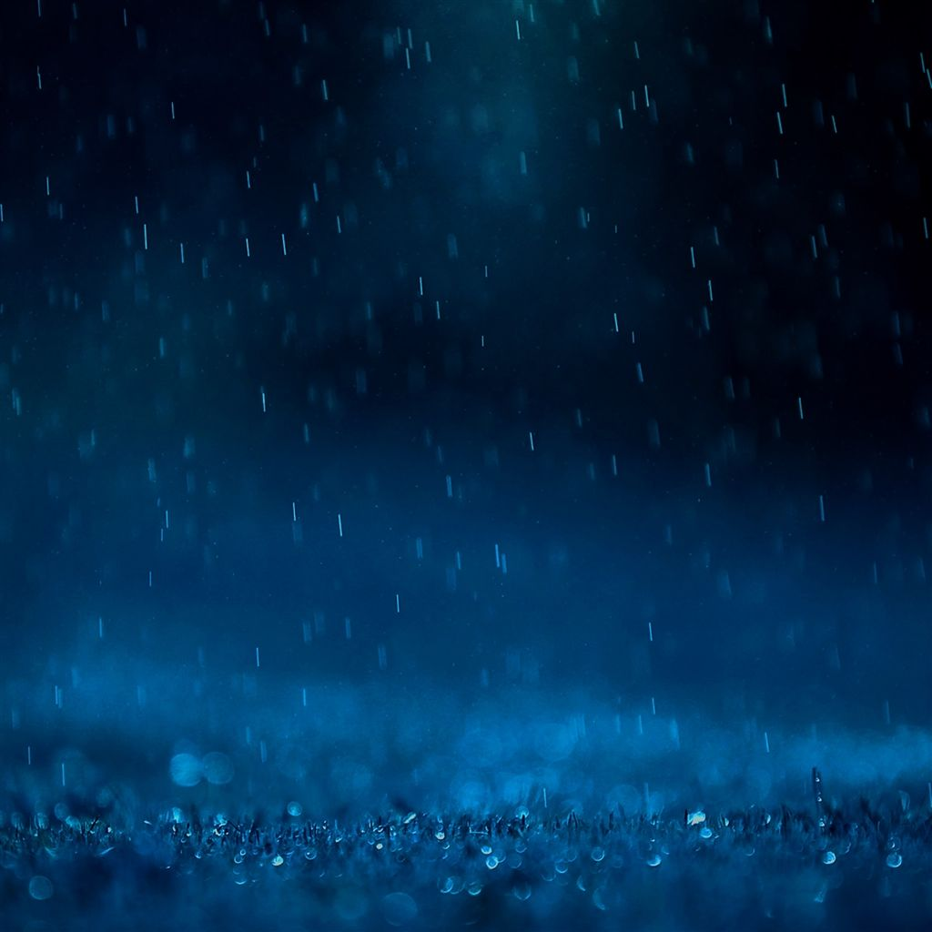 awesome blue rain #retina #ipad wallpaper |http://www.ilikewallpaper