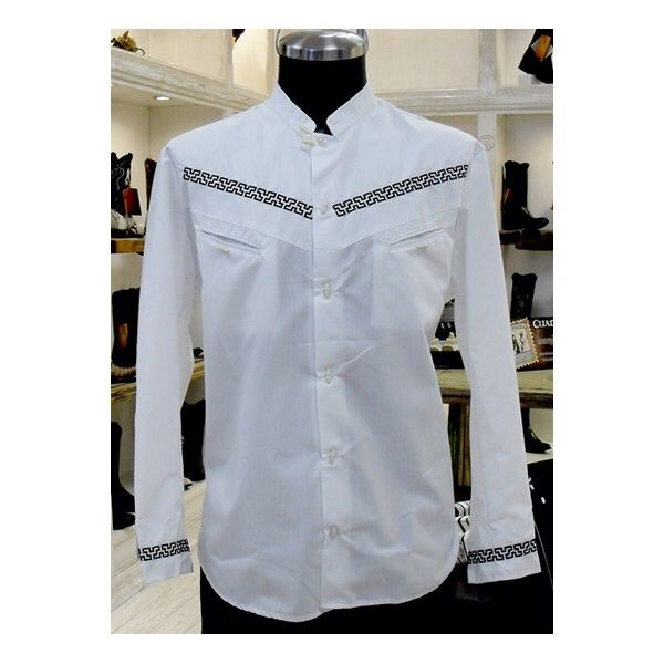 fab9c35e39 Camisa Charra gala