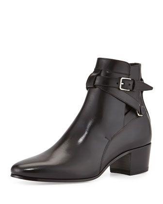 40b9cc3896c Blake Jodhpur Ankle Boots