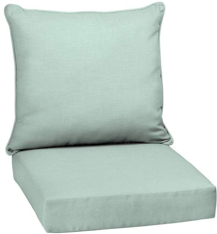 Leala Texture Outdoor Seat Back Cushion Outdoor Seat Cushions Patio Chairs Outdoor Lounge Chair Cushions
