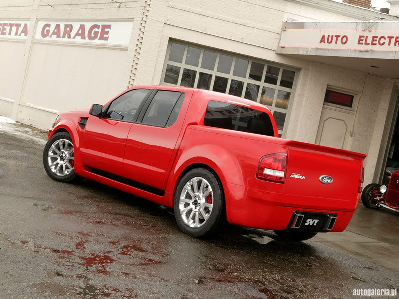 Lowered Ford Truck Picture 13 Sport Trac Ford Svt Ford Sport Trac