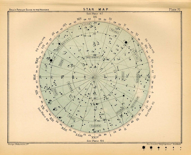 Constellation Map INFOGRAPHICS Pinterest