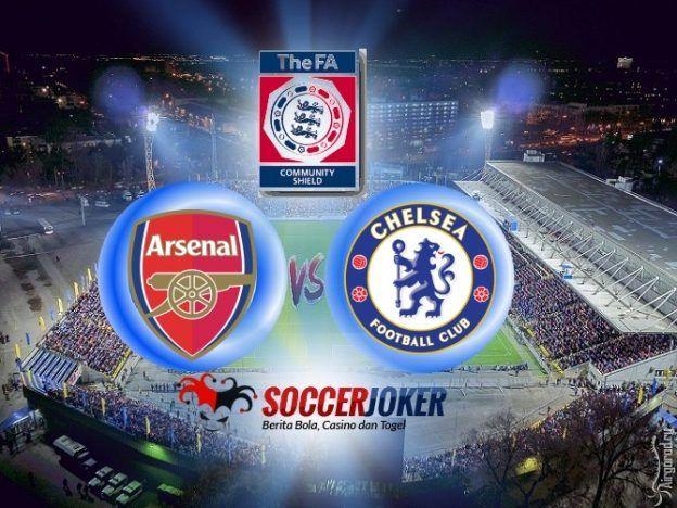 Prediksi Skor Arsenal vs Chelsea 06 Agustus 2017 (With ...