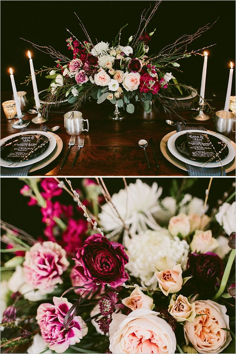 Modern Vintage Wedding Ideas More
