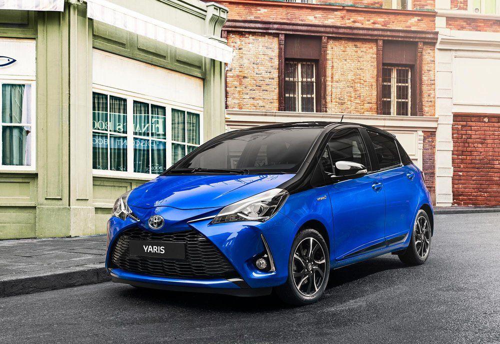 Revamped Toyota Yaris On Sale Now Toyota Aygo Toyota Pony Car