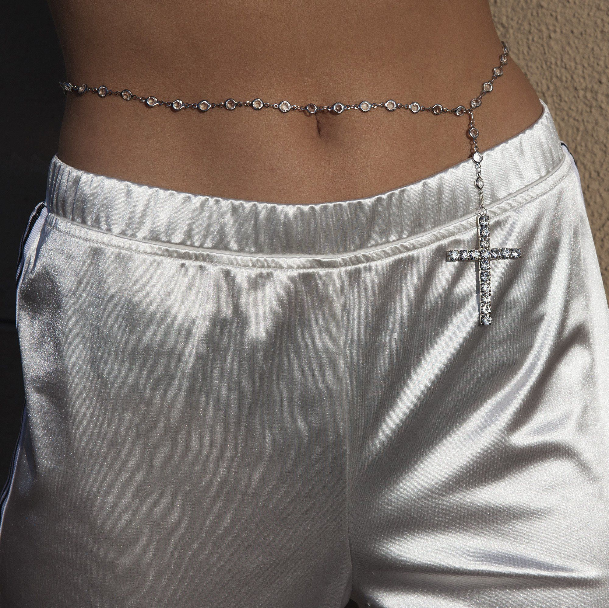 Selena Belly Chain In 2020 Belly Chain Waist Jewelry Fashion