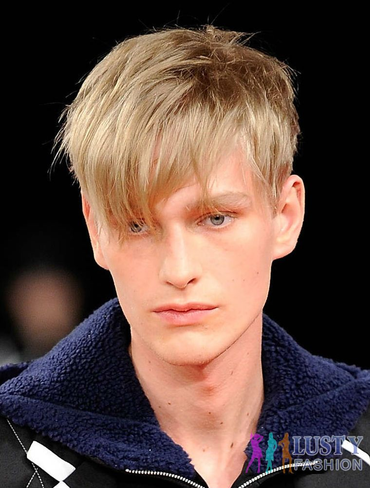 Bangs For Men With Oval Face Short Hair Styles Top