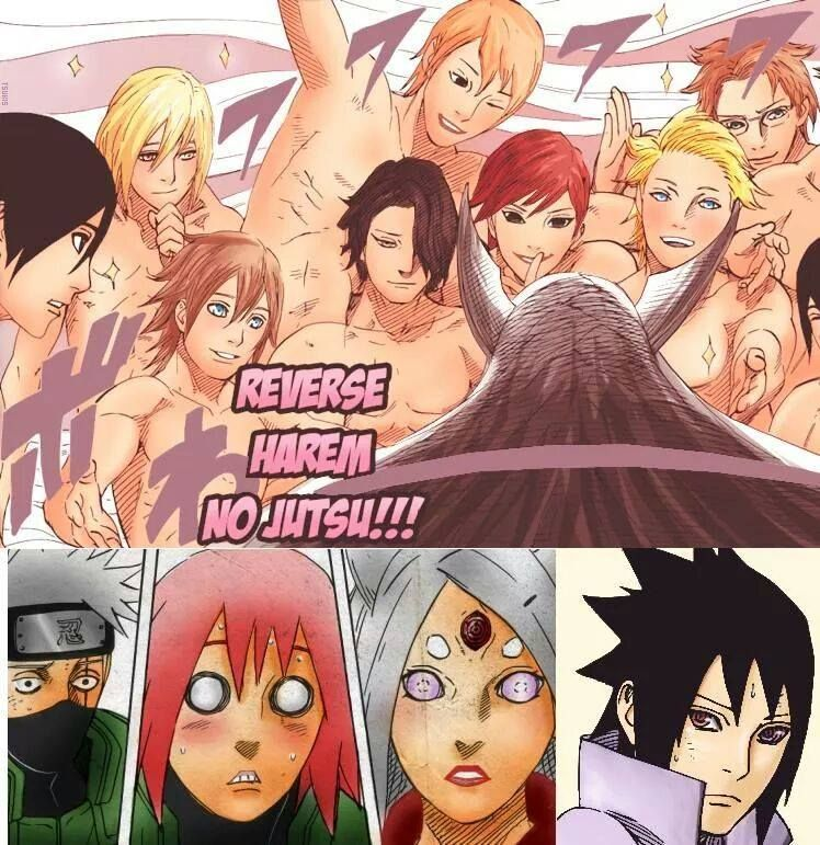 Haha how embarrassing for miss 'universe'! Naruto Shippuden