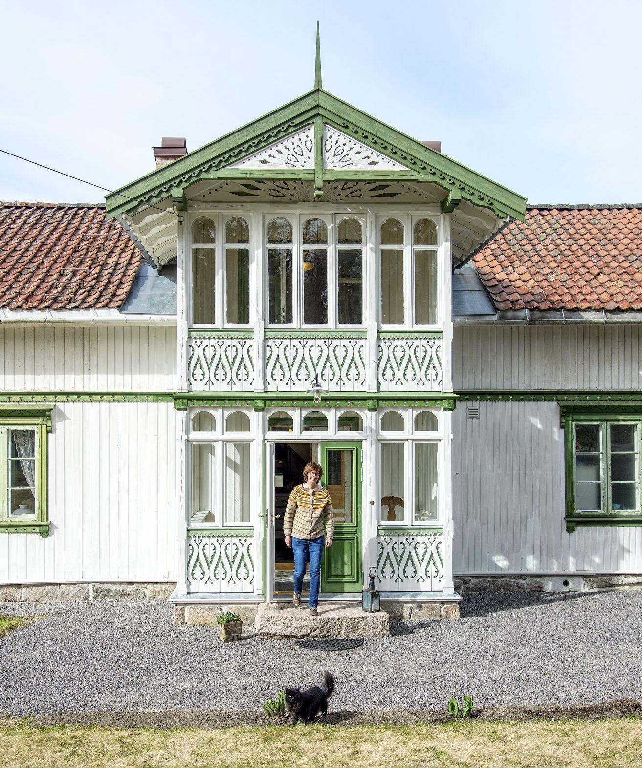 Bilderesultat for gamle norske hus Architecture