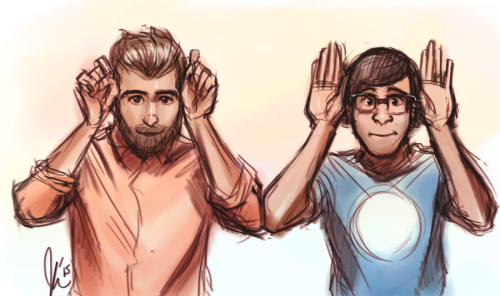 Oodles Of Doodles Good Mythical Morning Rhett And Link Gmm