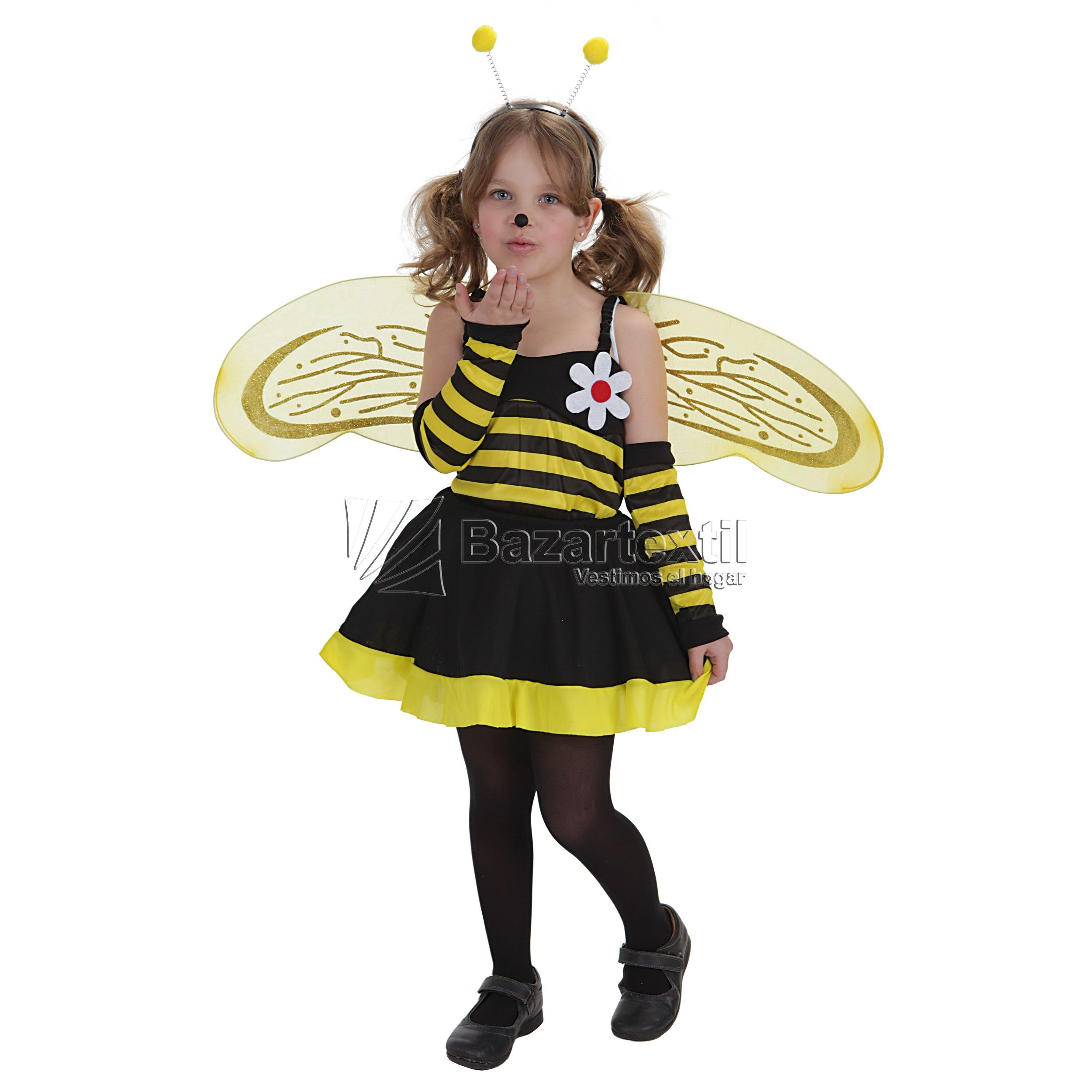 Disfraz Abeja Flor | decoración | Pinterest | Animal fashion, Kids ...