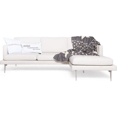 Amazing Corner Sofa With Metal Legs If You Like Modern Furniture Design Then This Sofa Will Be Perfect Corner Sofa Furniture Design Modern Furniture Design