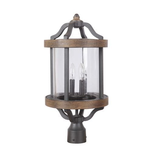 Craftmade z7925 ashwood 2 light outdoor post light post not craftmade z7925 ashwood 2 light outdoor post light post not included 109 inches mozeypictures Images