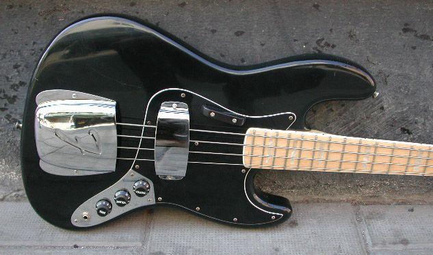 jazz bass pickguard template - fender jazz bass music and instruments pinterest bas