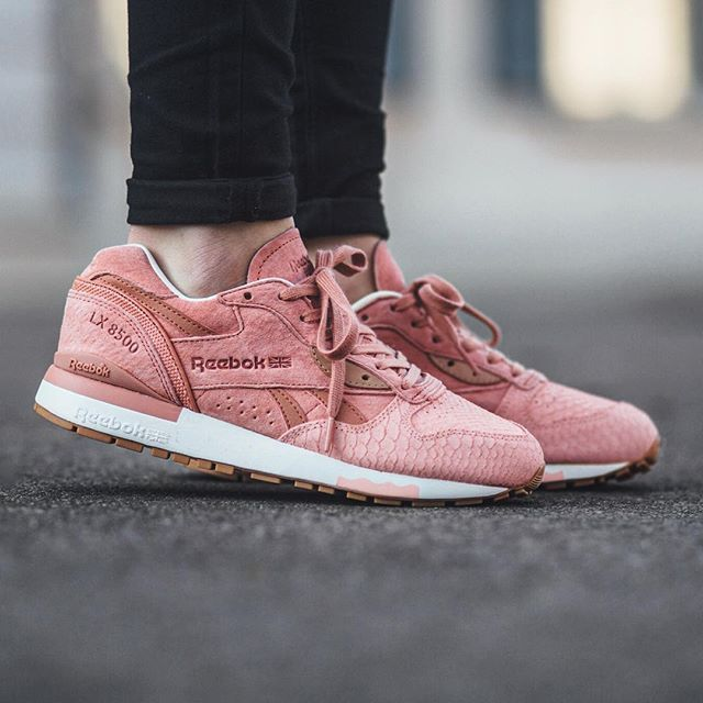 Reebok LX 8500 Exotics 'Clay Stone' available now @titoloshop