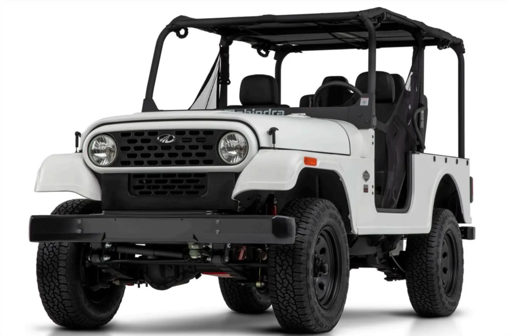 The Ban On The Mahindra Roxor Has Been Lifted But Fca Still Wants To Fight Fca New Mahindra Thar Fight