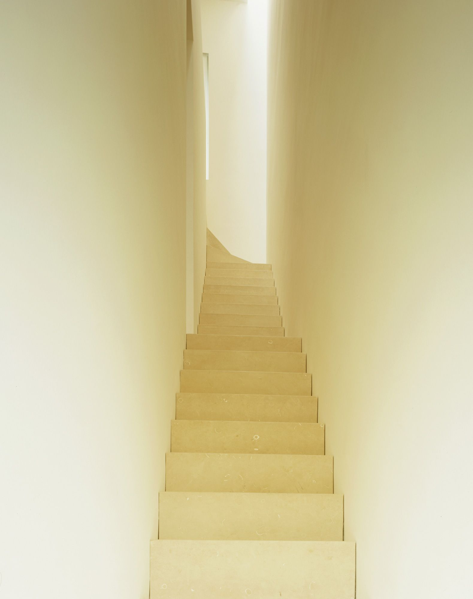 Best John Pawson Pawson House London 1997 – 1999 Stairs 400 x 300