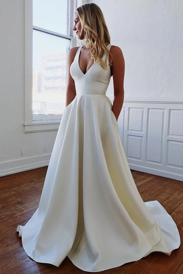 Cute Girl Wedding Dress Boutiques Near Me in 2020 Plain