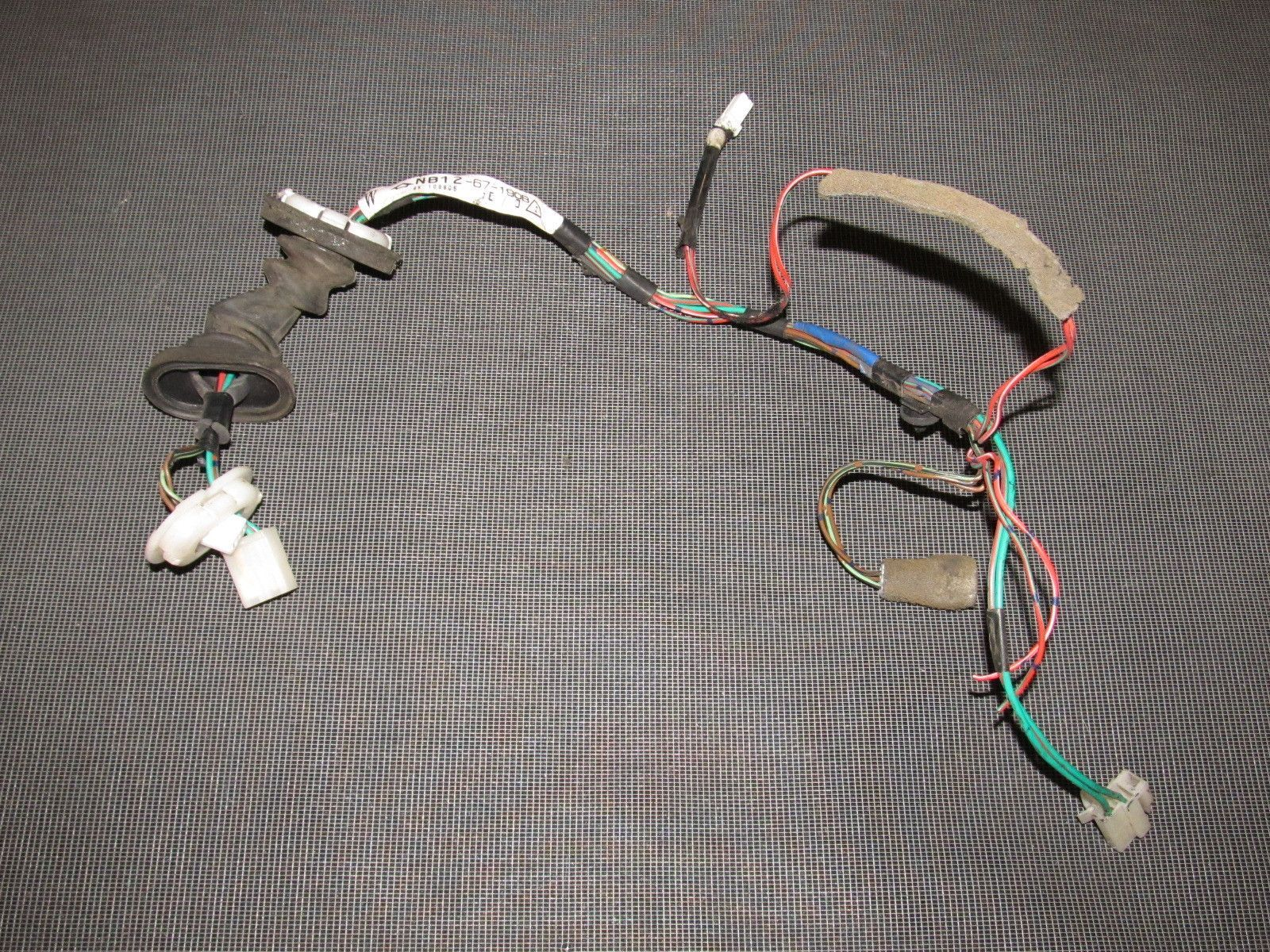 94 95 96 97 Mazda Miata Oem Door Wiring Harness Right