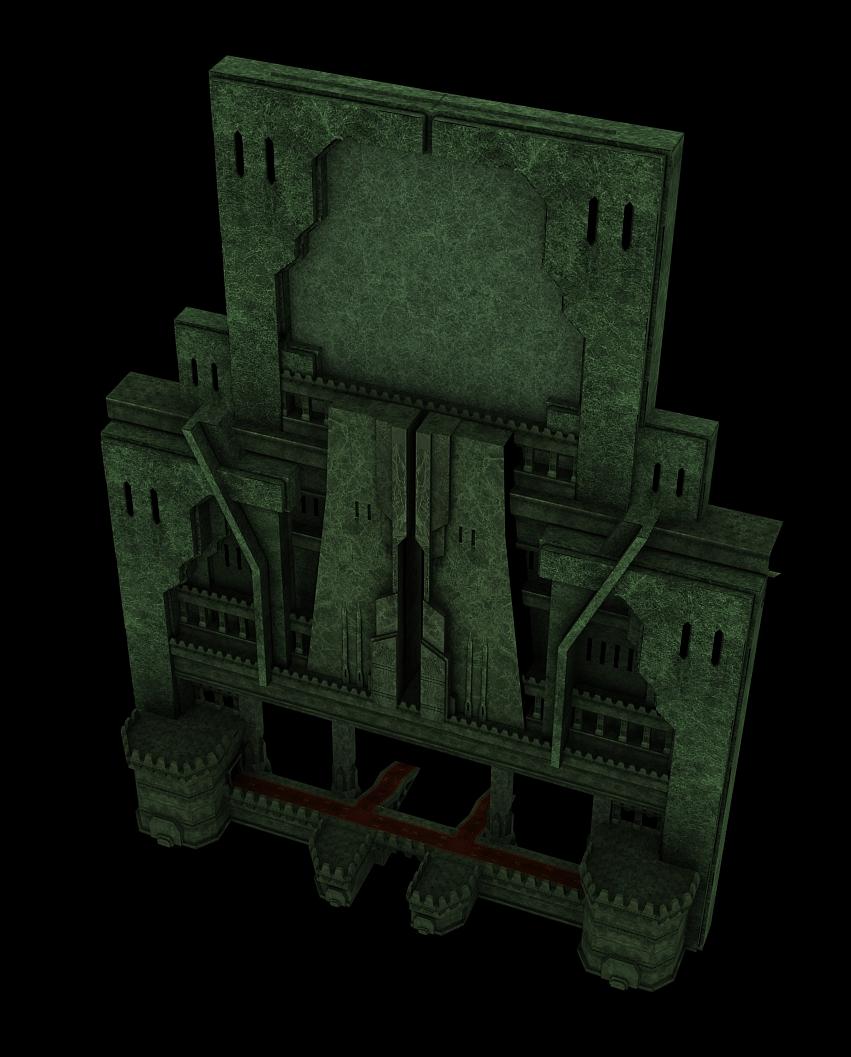 753685cc8 Age of the Ring mod - Erebor gate - work in progress