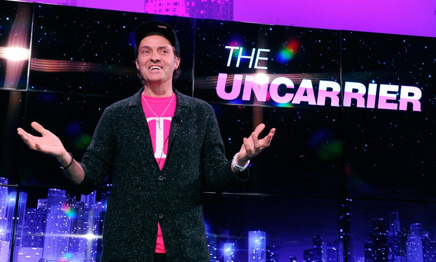 The most important wireless carrier in America T mobile