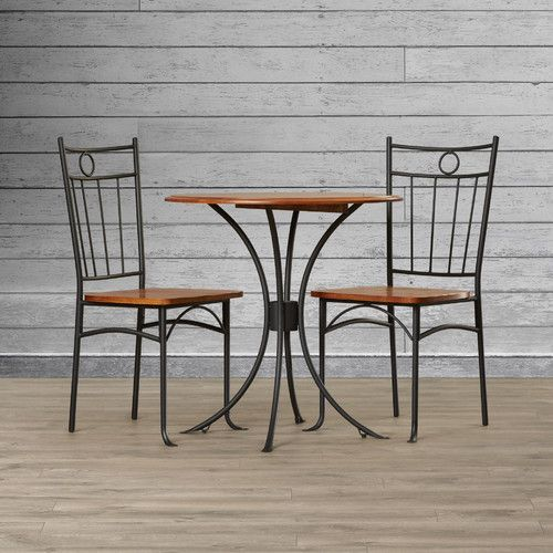 Found it at Wayfair 3 Piece Pub Table Set