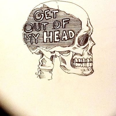 drawing death skulls art cute quote japan beautiful tattoo skull ink dead quite zombie