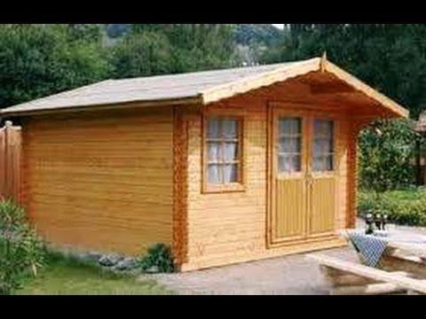 C mo hacer una caseta de madera youtube casassss en 2019 pinterest - Hacer caseta de madera ...