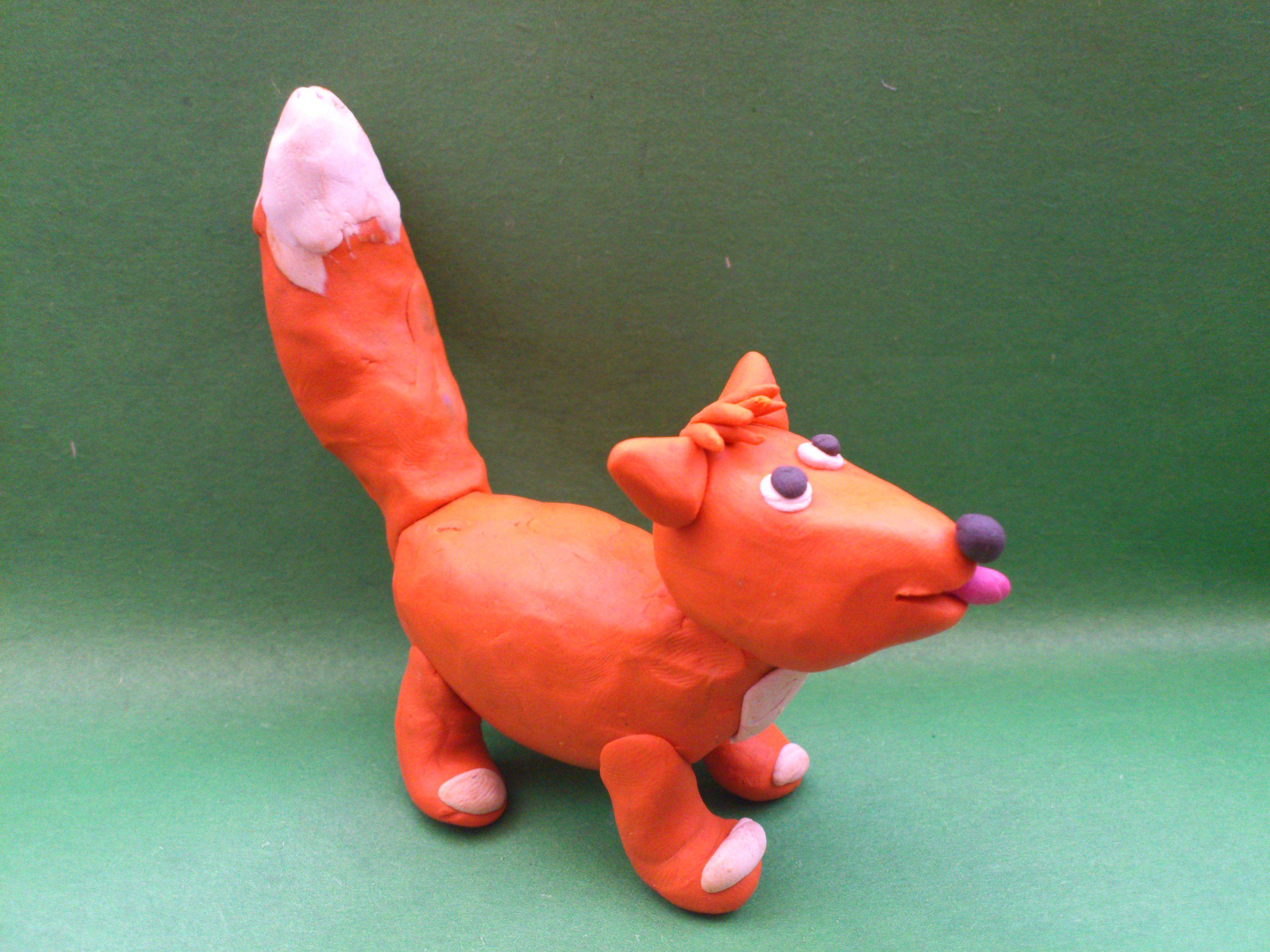 картинки пластилиновых животных представленные картинки понравились