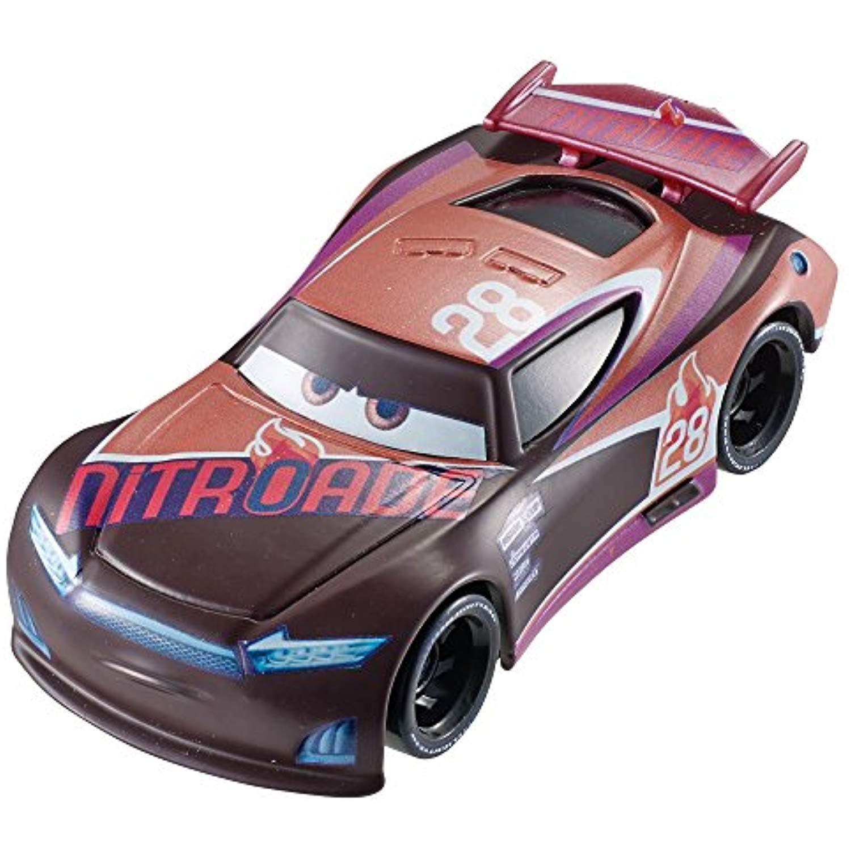 Disney Pixar Cars 3 Tim Treadless DieCast Vehicle * Click