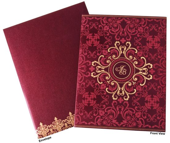 Indian Marriage Invitations, Indian Wedding Invitation Cards ...
