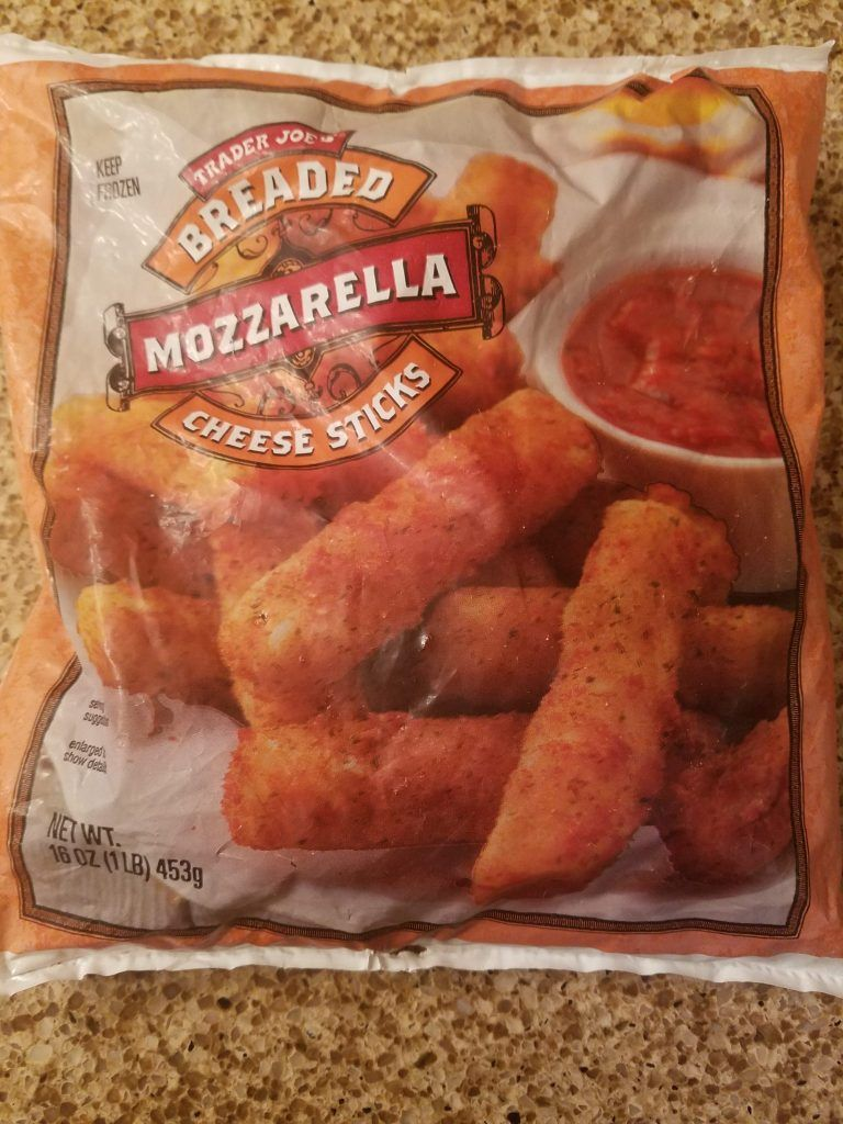If you are feeling like an appetizer at home, Trader Joe's Mozzarella Sticks is something worth keeping in your freezer. A full review follows.