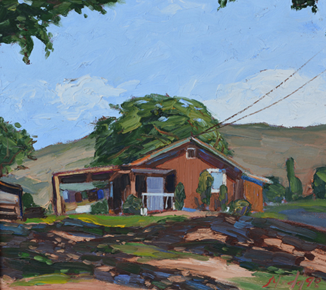 waimea cottage by kelly sueda kellysueda cedarstreetgalleries