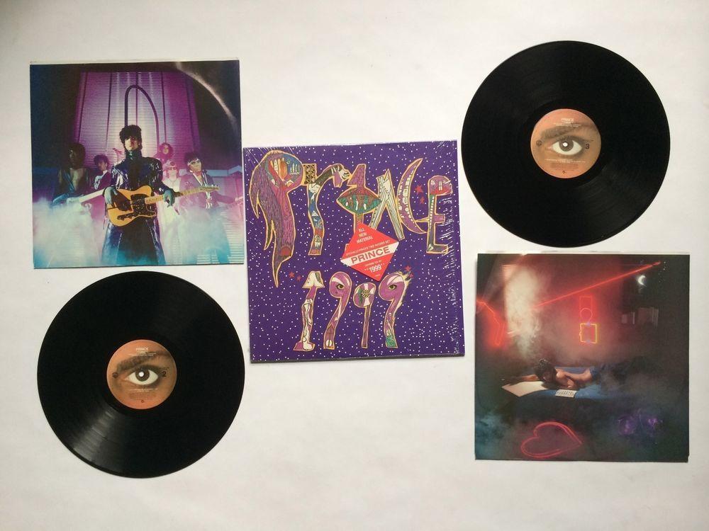 Prince 1999 Vinyl Record Lp 1 23720 Dancepop With Images Vinyl Records Records Vinyl