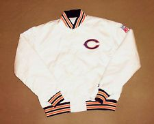 83370aaa VINTAGE Chicago Bears JACKET Starter FOOTBALL X-Large NFL Ditka Era ...