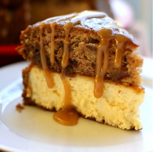 .  Sticky Toffee Pudding Cheesecake