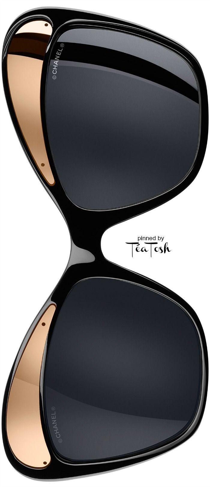 ❇Téa Tosh❇ Chanel   bolsas   Pinterest   schwarzes Gold, Brille ...