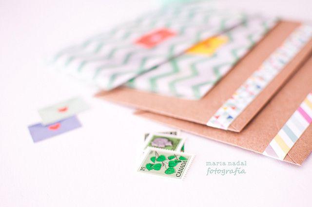 Solicitud por correo by papelidades, via Flickr