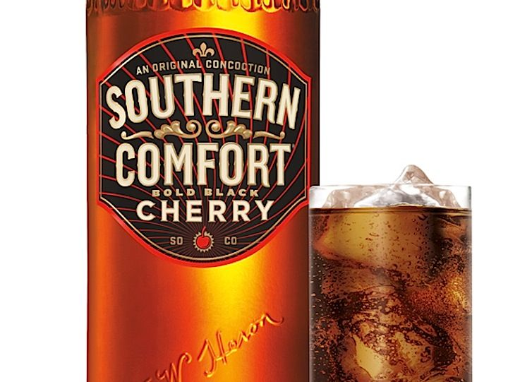 Southern Comfort Bold Black Cherry Review Southern Comfort